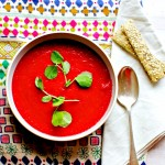 Cumin and Fennel Beetroot Soup
