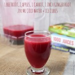heart beet smoothie