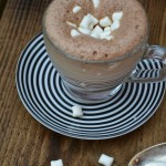 real spiced hot chocolate